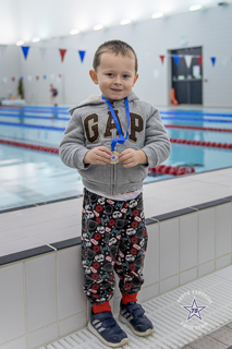 Swimmer of the Month - January 2018