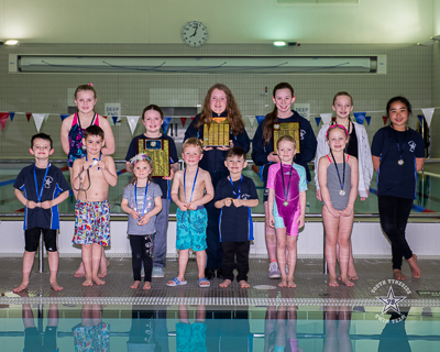 Swimmer of the Month - March 2018