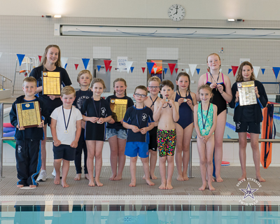 Swimmer of the Month - May 2018