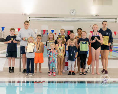 Swimmer of the Month - July/August 2018