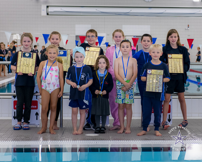 Swimmer of the Month - September 2018