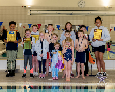Swimmer of the Month - October 2018