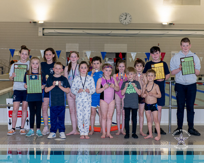 Swimmer of the Month - March 2019