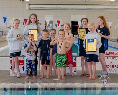 Swimmer of the Month - May 2019