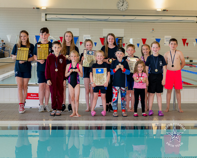 Swimmer of the Month - June 2019