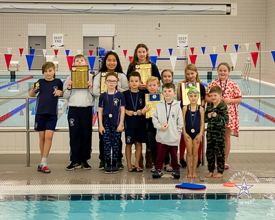 Swimmer of the Month - November 2019